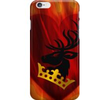 Fiery Heart iPhone Case/Skin