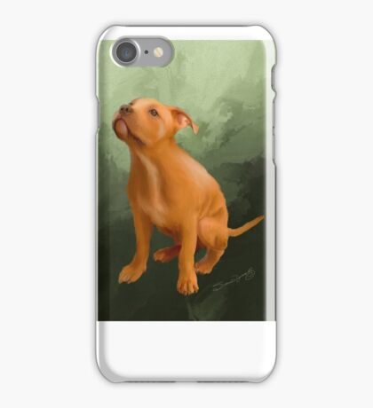 JUST LEARNING iPhone Case/Skin