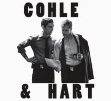 True Detective Cohle & Hart by ojmachine