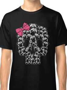 PUG sugar skull Classic T-Shirt