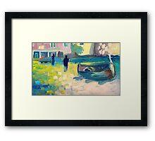 Pescatori Framed Print