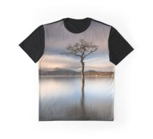 Lomond Reflection Graphic T-Shirt