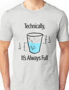 Science is Optimistic Unisex T-Shirt
