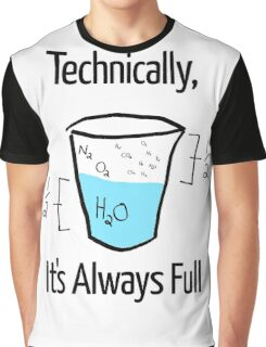 Science is Optimistic Graphic T-Shirt