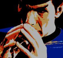 Amok Spock Sticker