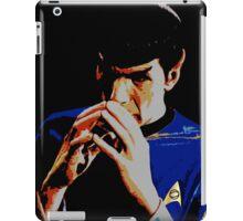 Amok Spock iPad Case/Skin