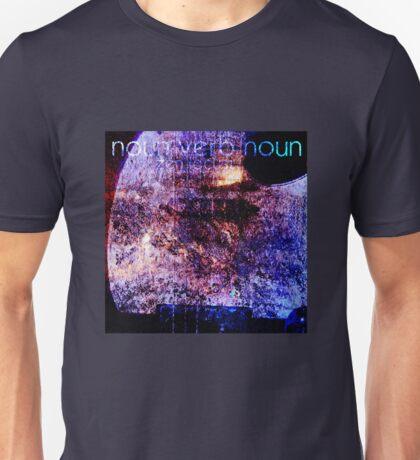 Noun Verb Noun – Zen Locust Unisex T-Shirt