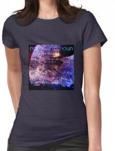 Noun Verb Noun – Zen Locust Womens Fitted T-Shirt