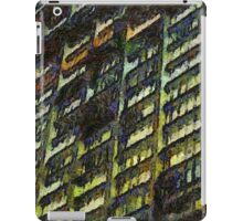 Over time iPad Case/Skin