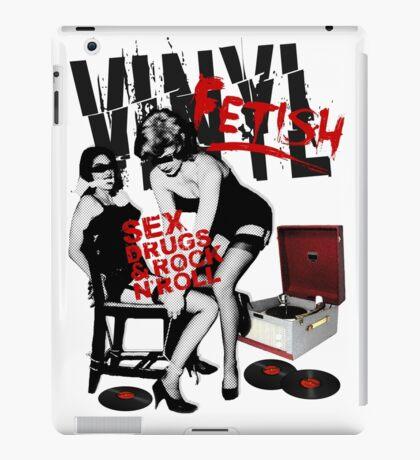 Vinyl Fetish iPad Case/Skin
