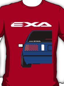 Nissan Exa Sportback - JAP Edition Blue T-Shirt