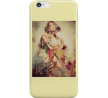 LAURA SHAFER DIGITAL IMPRESSIONISM 003 iPhone Case/Skin