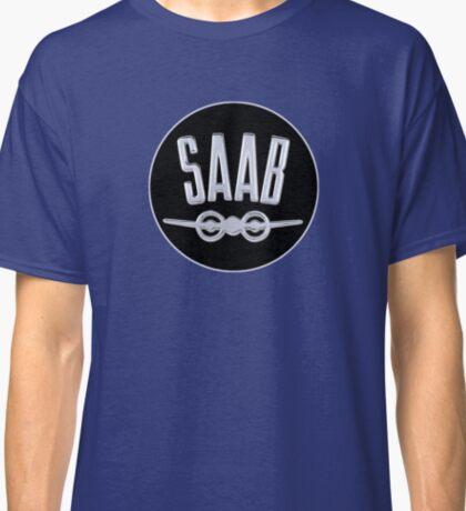 SAAB vintage Cars Sweden Classic T-Shirt