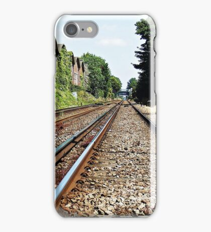 Taking me to where? iPhone Case/Skin