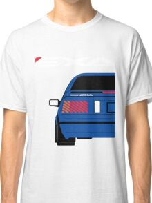 Nissan Exa Coupe - JAP Edition Blue Classic T-Shirt