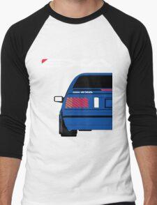 Nissan Exa Coupe - JAP Edition Blue Men's Baseball ¾ T-Shirt