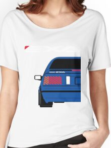 Nissan Exa Coupe - JAP Edition Blue Women's Relaxed Fit T-Shirt