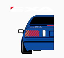 Nissan Exa Coupe - JAP Edition Blue Unisex T-Shirt