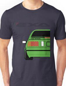 Nissan Exa Coupe - Green Unisex T-Shirt