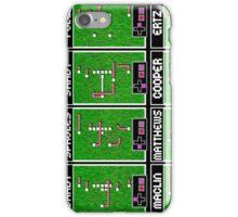 Tecmo Playbook iPhone Case/Skin