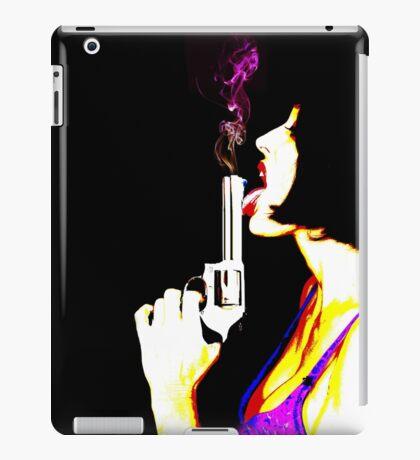 Smokin Gun iPad Case/Skin