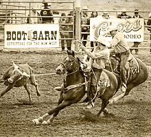 Roping by Caitlyn Grasso