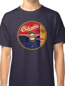 Columbia Vintage Bicycles Classic T-Shirt