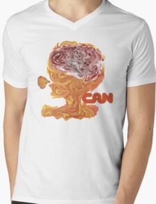 Can - Tago Mago Mens V-Neck T-Shirt