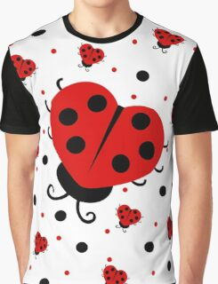 Love Bug Graphic T-Shirt