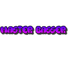 Master basser Photographic Print