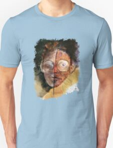 face with glasses T-Shirt