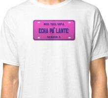 Echa Pa' Lante! - Yara Sofia License Plate Classic T-Shirt