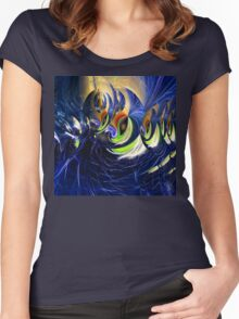 Creative Spark Within Women's Fitted Scoop T-Shirt