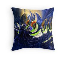 Creative Spark Within Throw Pillow