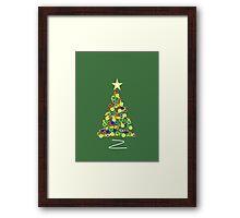 Christmas Star Framed Print