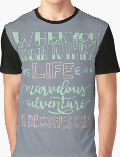 Marvelous Adventure! (2) Graphic T-Shirt