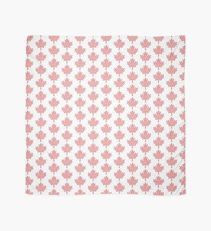 Canada 150 1867 - 2017 Celebrations in Numbers Typography Scarf