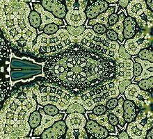Geometric Patterns No. 24 by Mark Eggleston