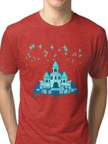 Undertale Castle Tri-blend T-Shirt
