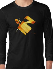 """Air"", ""Atmosphere"" in Arabic Long Sleeve T-Shirt"