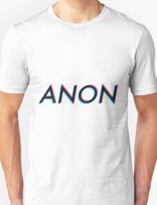 Modern Electronic - Anon Unisex T-Shirt