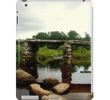 Clapper Bridge iPad Case/Skin