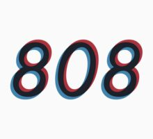 Modern Electronic - 808 T-Shirt