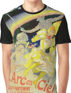 Vintage poster - The Rainbow Graphic T-Shirt