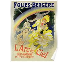 Vintage poster - The Rainbow Poster
