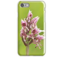 The monkey orchid iPhone Case/Skin