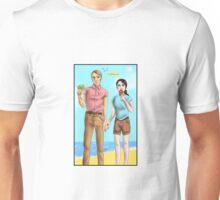 Hannibloom - Eating Icecream Unisex T-Shirt