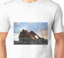 Bow Fiddle Rock Sunrise Unisex T-Shirt