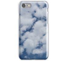 Cloudy Sky in Boston, MA iPhone Case/Skin