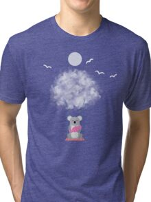 Swinging Dreams Tri-blend T-Shirt